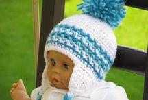 Doll pum pum hat