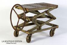 table élévatrice