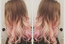vlasy ruzove