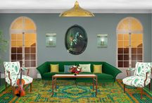 The Green Music Room