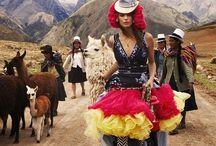 peruvian moda