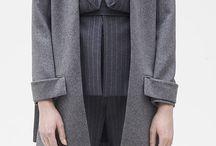 modern coat