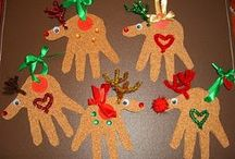 Holiday Crafts / Holiday crafts for the home & kids / by Tiffany Leiva