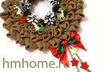 Natale - Ghirlande