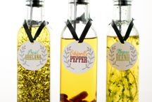 infused cooking oils