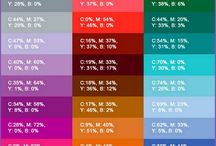 Color sheet / Fondant coloring