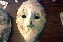 Arts & Crafts - Paper Mache