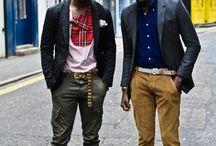 men's / by Samantha Jo Tobin