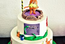 Lorax Birthday / by Stephanie Ocker
