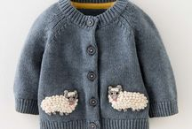 Baby clothes wool