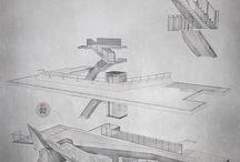 Presentation drawings
