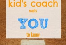 Sports Parents / Pins for parents of children in sports
