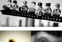 Likin' Legos / All things tiny, Danish plastic.