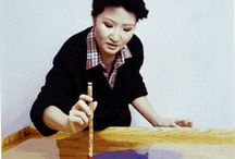 Amy Lee Segami memory of China