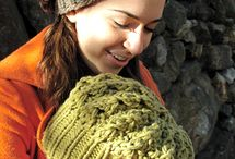Inspiration for knitting and crochet