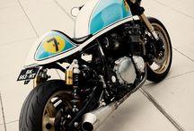 Suzuki GSX1200 Inazuma by UglyMotors