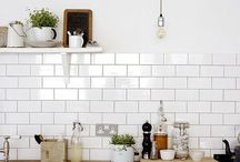metro tiles in my kitchen