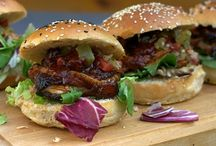Burger - Sandwich - Hotdog
