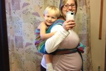 While pregnant / Babywearing while pregnant