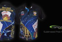 Miscellaneous Customised Sublimated Shirts