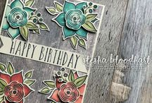STAMPIN'UP! OCCASIONS CATTY 2018