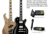 Electra Guitar Promotions / Electra Guitars deals, promotions, and sales