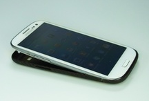 Samsung S3 Carbon Cover / Real Carbon, weight: 7,5 g, thickness: < 0,5 mm