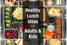 Healthy Lunch Ideas for Work and School
