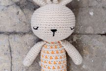 Zay / Crochet toy