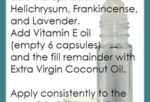 oils and their uses
