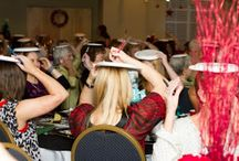 Christmas Party Ideas / by Dixie Rou