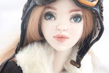 My creations - dolls