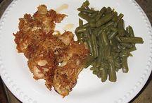 Chicken, Beef, Turkey & Pork / by Beth Clark