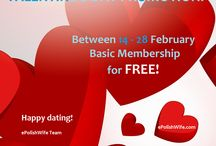 Valentine's Day / Valentine's Day PROMOTION! Please, register to http://www.epolishwife.com/