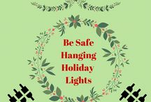 Happy Holidays from Koffler Sales / We've put together our best tips for a happy, affordable and safe holiday season.