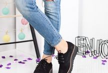 Pantofi tip Oxford dama