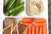 Lunche & Snack Ideas