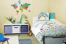 Ambientes de habitación