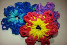 The rainbow loom