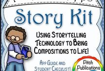Classroom Technology / by Ainsley Karl