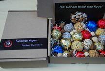 Weihnachtskugeln für Deinen Hund! Nur bei Hamburger Kugeln. True love. True Product. / Weihnachtskugeln für Hund&Frauchen&Herrchen.