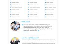 Website Design - Infograins