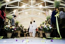 Decoração Cerimônia - indoor