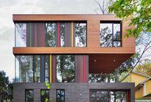 Inspirações - Arquitetura / Inspirações e referências na área da Arquitetura