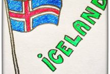 #prinlumeflags / Flag from all the countries in the world, hand drawn by us (so do apologize our pseudo-talent :D)