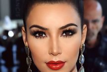 Kim Kardashian / Make-up