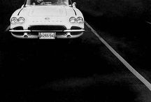 Vintage Corvette Advertising
