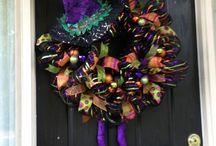 Wreaths / Decorative Wreaths  / by Yohmans' Garden