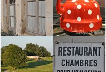 La Bourgogne de Nathalie / Season after season I would like to make you discover the authentic Burgundy with its smalls villages, brocantes and charming bed and breakfast...