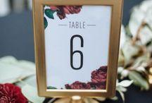 Wedding frames